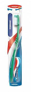Аквафреш standart, зубная щетка