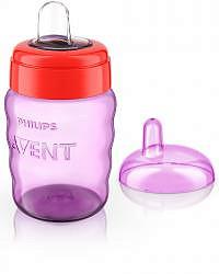 Авент поильник-чашка с носиком комфорт с 12 месяцев 83030 (scf553/00) 260мл