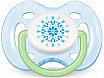 Авент пустышка силиконовая для мальчиков фри флоу 0-6 месяцев (scf180/25) 2 шт., фото №2