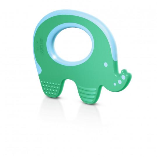 Авент прорезыватель для зубов 86300 (scf199/00) слоник, фото №1