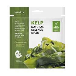 Киоко маска для лица тканевая питательная морские водоросли/витамин е 1 шт.