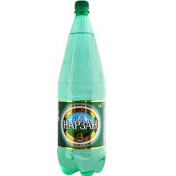 Вода мин. нарзан 1,8л газ пэт
