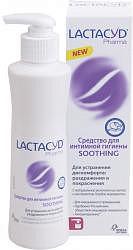 Лактацид фарма средство для интимной гигиены смягчающее 250мл