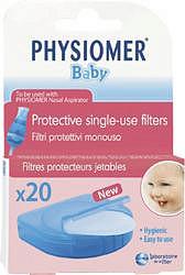 Физиомер фильтр для аспиратора для детей 20 шт.