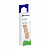 Нордепласт набор пластырей медицинских эластик тканевый 72х19мм 8 шт.