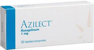 Азилект новейшее лекарство современности