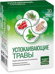 Успокаивающие травы 30 шт. таблетки