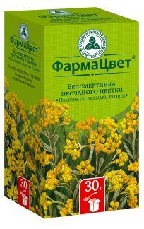 Бессмертник цветки 30г