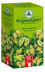 Липа цветки 35г