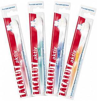 Лакалют актив зубная щетка