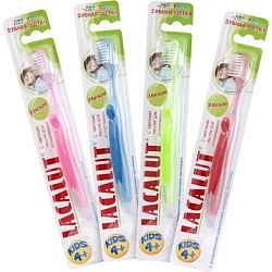 Лакалют кидс зубная щетка детская 4-8 лет