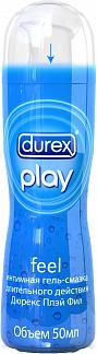 Дюрекс гель-смазка плэй фил для повышения чувствительности 50мл