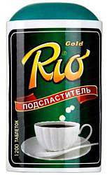 Заменитель сахара рио gold 1200 шт.