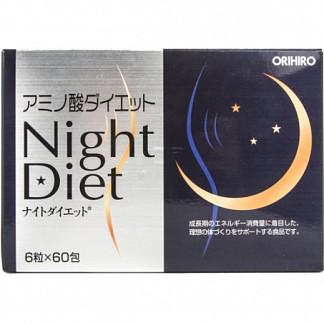Орихиро ночная диета таб. n6x60