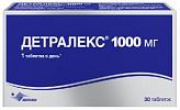 Детралекс 1000мг 30 шт. таблетки покрытые пленочной оболочкой