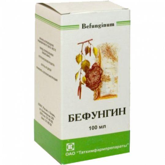 Бефунгин 100мл концентрат для приготовления раствора, фото №1
