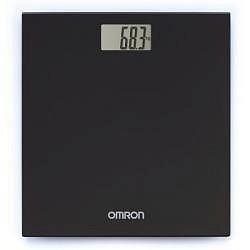 Омрон весы цифровые hn-289-eb черные