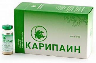 Лекарство карипаин