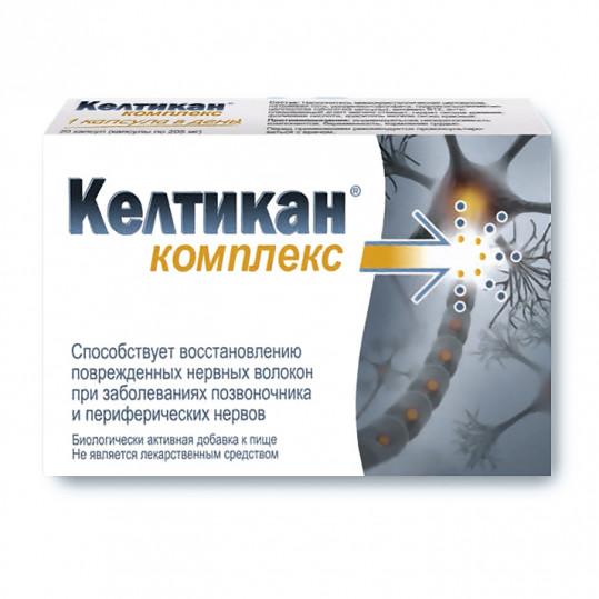 Келтикан® комплекс капсулы 20 шт., фото №1