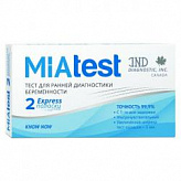 Миатест тест на беременность n2