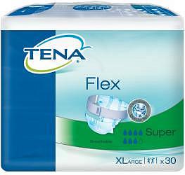 Тена флекс супер подгузники поясные размер xl 30 шт.