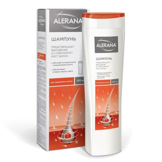 Алерана шампунь для окрашенных волос 250мл, фото №1