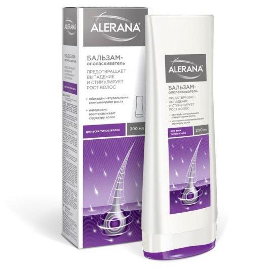 Алерана бальзам-ополаскиватель для всех типов волос 200мл, фото №1