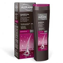 Алерана шампунь ежедневный для мужчин 250мл