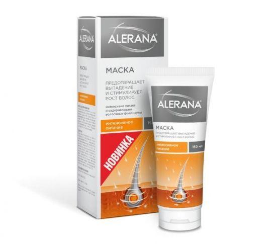 Алерана маска для волос питательная 150мл, фото №1