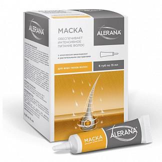 Алерана маска для всех типов волос 15мл 6 шт.