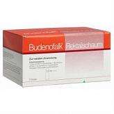 Буденофальк 2мг/доза n14 пена д/ректального применения