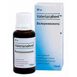 Валерианахель 30мл капли biologische heilmittel heel gmbh