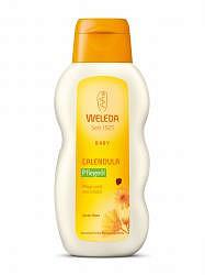 Веледа беби календула масло для младенцев с нежным ароматом (8820) 200мл