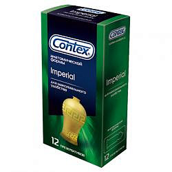 Контекс презервативы империал 12 шт.