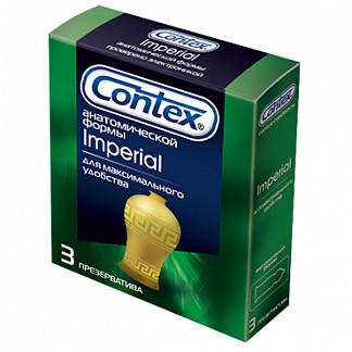 Контекс презервативы империал n3