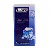 Контекс презервативы лонг лав n12