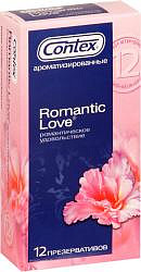Контекс презервативы романтик 12 шт.