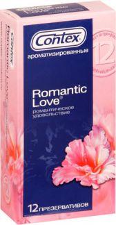 Контекс презервативы романтик n12