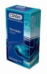 Контекс презервативы торнадо 12 шт.