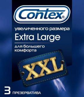 Контекс презервативы экстра ладж n3