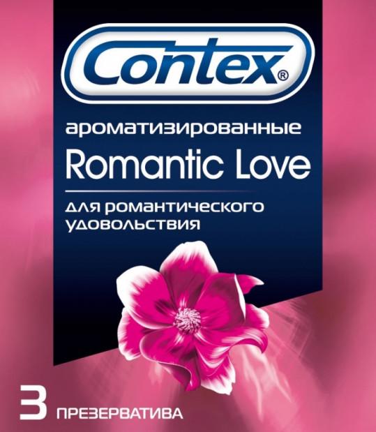 Контекс презервативы романтик 3 шт., фото №1