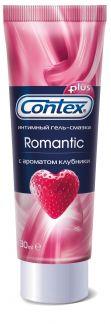 Контекс плюс гель-смазка романтик ароматизированная 30мл