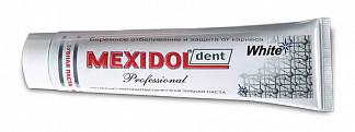 Мексидол дент зубная паста профешнл вайт 65г