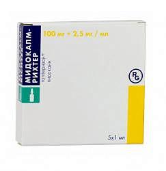 Мидокалм препарат