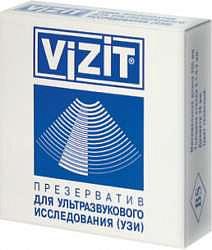 Визит презервативы для узи 1 шт.