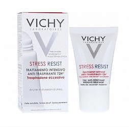 Виши дезодорант-крем 72часа анти-стресс против избыточного потоотделения 30мл