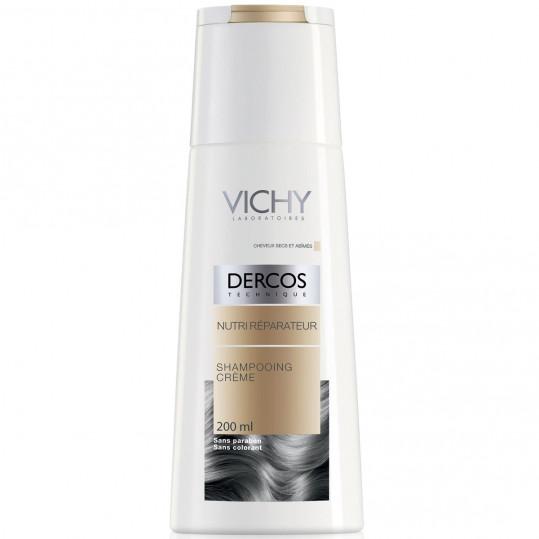 Виши деркос бальзам для волос питательно-восстанавливающий с 3-мя маслами 150мл, фото №1