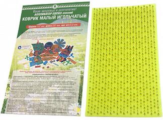 ЛЯПКО АППЛИКАТОР коврик малый 6,0