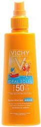 Виши капитал идеал солей спрей солнцезащитный для детей spf50+ 200мл