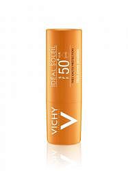 Виши капитал идеал солей стик солнцезащитный для чувствительных зон spf50+ 9мл